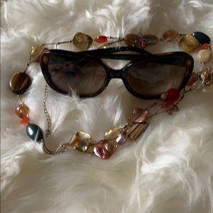 Bundle set necklace & Sunglasses